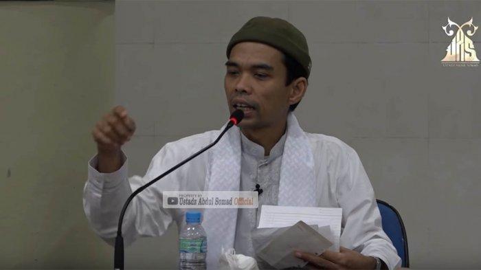 Sebelum Bercerai, Ustaz Abdul Somad Pertahankan Rumah Tangga dengan 'Mendidik' Mellya Juniarti