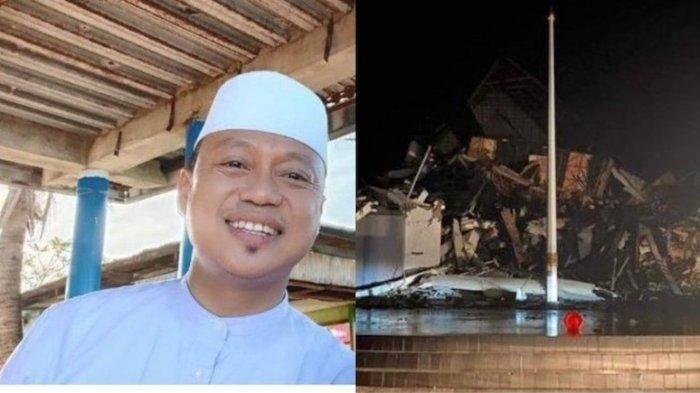 Dosen Unhas Dasad Latif Curhat Detik-detik Terjadinya Gempa Mamuju Dini Hari Tadi