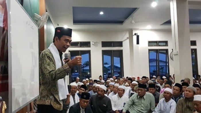 Cerai dari Mellya Juniarti, Ustaz Abdul Somad Pernah Ceramah Bakal Ceraikan Istri Kalau Diminta