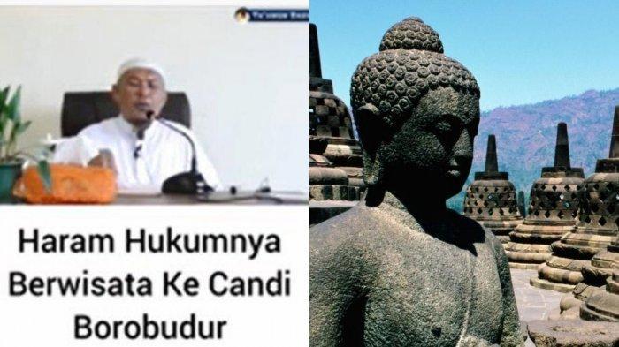 Ustaz Sofyan Viral Usai Sebut Wisata ke Candi Borobudur Haram, Reaksi Eko Kuntadhi & Sandiaga Uno
