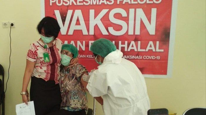 Update Perkembangan Vaksinasi dan Jumlah Kasus Covid-19 di Indonesia, Senin 19 April 2021