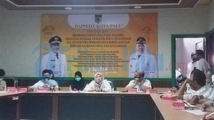 Wakil Wali Kota Palu Gelar Rapat Terkait Peluncuran Program Vaksinasi, Ini Hasilnya