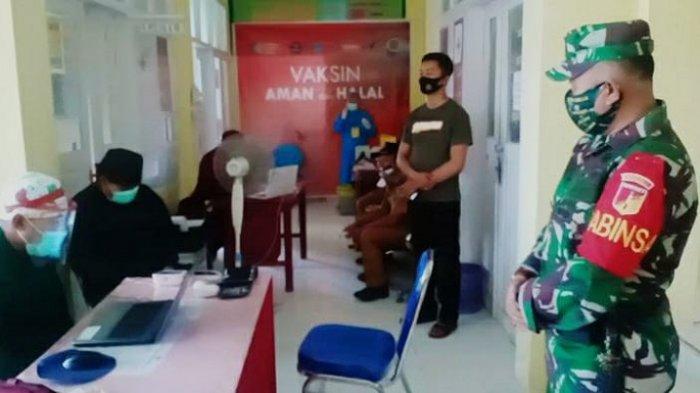 ASN Pelayanan Publik di Totikum Divaksinasi Covid-19, Kepala Puskesmas: Vaksin Aman dan Halal
