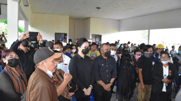 Verna mengajak warga untuk tetap merekatkan persatuan dan kesatuan serta mengokohkan tali silaturahmi antarsesama masyarakat Kabupaten Poso.
