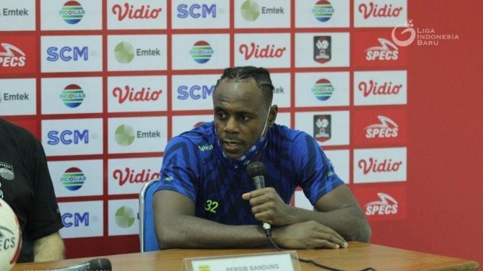 Menilik Pengalaman Persib di Piala Menpora, Victor Igbonefo Yakin Liga 1 Digelar dengan Patuh Prokes