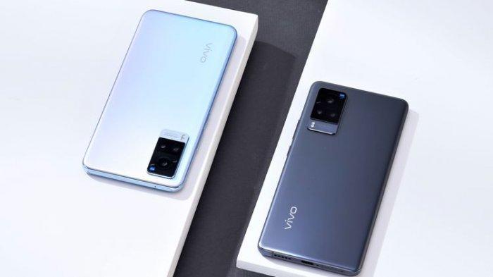 Harga Terbaru HP Vivo Juni 2021, HP Vivo X60 Qualcomm Snapdragon 870 5G, Dijual Mulai Rp 7 Jutaan