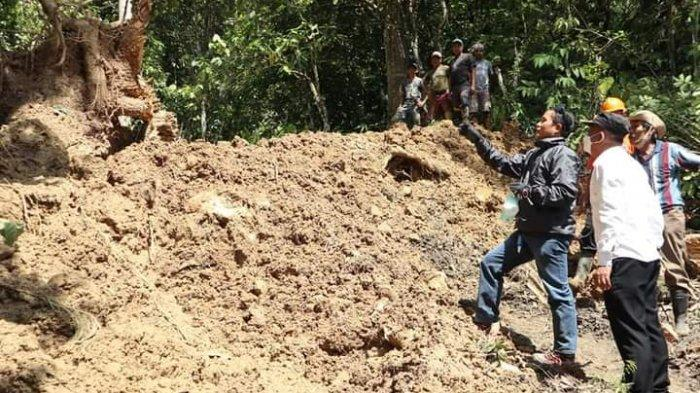 Wakil Bupati Sigi Janji Selesaikan Masalah Banjir dan Longsor