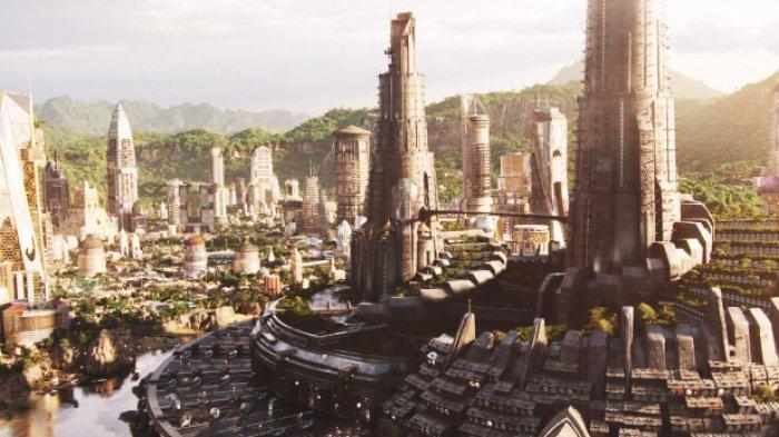 Wakanda, Kampung Halaman Black Panther Bakal Jadi Serial di Televisi