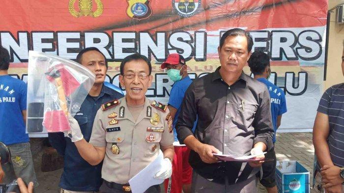 4 Anak di Palu Ditangkap Polisi karena Diduga Terlibat Jambret, Begal, dan Rampok