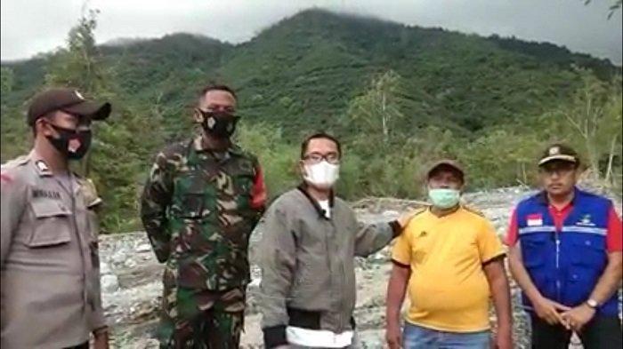 Pasca Banjir Desa Beka, Pemerintah Kirim 2 Alat Berat Menormalisasi Sungai Pondo