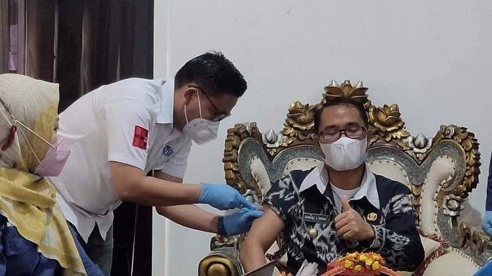Update Perkembangan Vaksinasi dan Jumlah Kasus Covid-19 di Indonesia, Kamis 8 Maret 2021