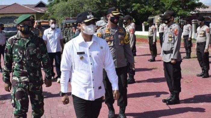 Polisi Dirikan Enam Pos Pengamanan Idulfitri di Kabupaten Sigi