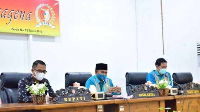 Pemkab Sigi Ajukan Ranperda Pengelolaan Keuangan Daerah dan Kabupaten Layak Anak