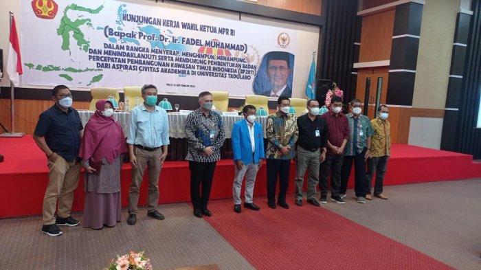 Wakil Ketua MPR RI Dukung Sulteng Jadi Tuan Rumah PON 2028