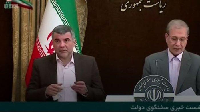Wakil Menteri Kesehatan Iran, Iraj Harirchi Dinyatakan Positif Terinfeksi Virus Corona