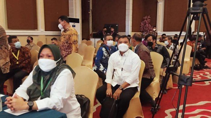 Wakil Wali Kota Palu Hadiri ISCFE di Yogyakarta