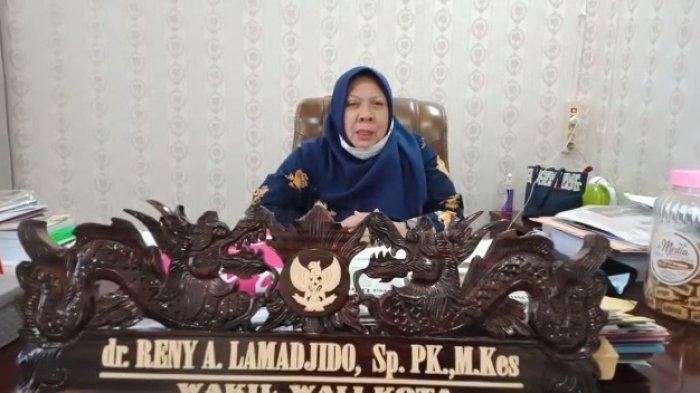 Nakes Berjuang Lawan Covid dari Pagi Tembus Pagi, Wali Kota Reny: Beribu-ribu Terima Kasih