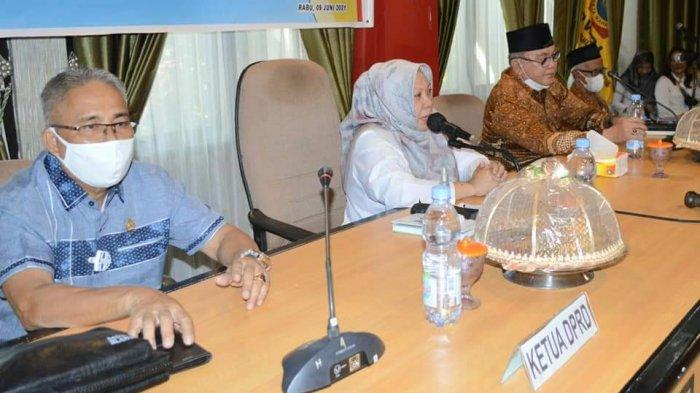 Hadiri Muscab Wredatama PWRI Ke VI, Reny A Lamadjido: Peran Pensiunan Sangat Penting