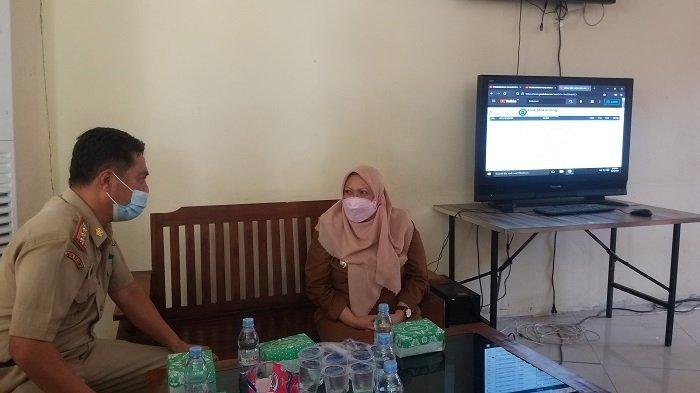 Pesan Wawali dr Reny saat Tinjau Pelaksanaan Ujian CPNS Kota Palu