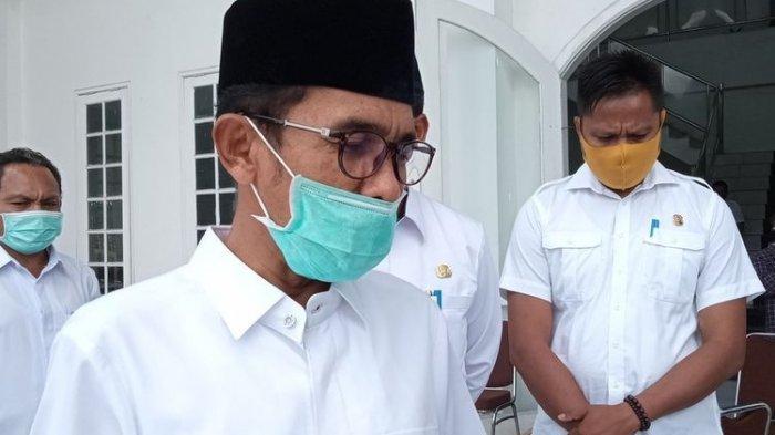 Beda Sikap dengan Gubernur NTB, Wali Kota Bima Bolehkan Warga Gelar Salat Idul Fitri di Masjid
