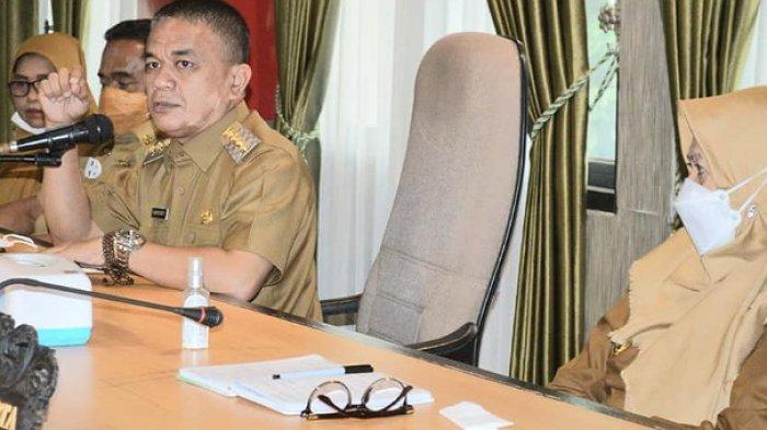 Wali Kota Palu Pertanyakan Penilaian Kinerja Pegawai Kantor Kelurahan dan Kecamatan