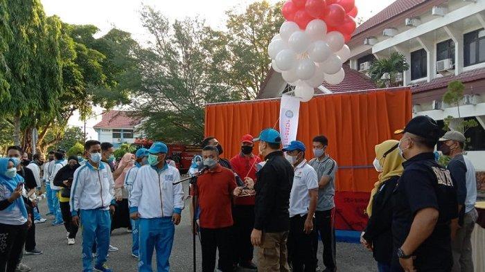 Wali Kota Hadianto Launching Program Kelurahan Bersinar, Libatkan BNN