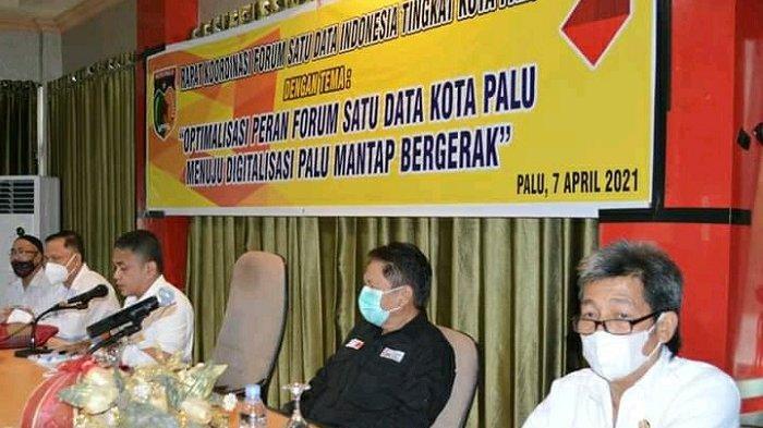 Wali Kota Palu Bakal Digitalisasi Data Masyarakat dalam program SDI