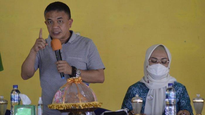 Wali Kota Hadianto Sosialisasi Lomba Kawasan Adipura