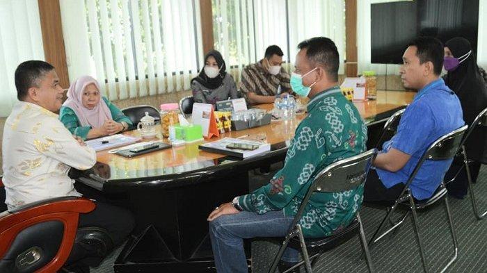 Kinerja Kecamatan dan Kelurahan Dilaporkan ke Wali Kota Hadianto Setiap Pekan