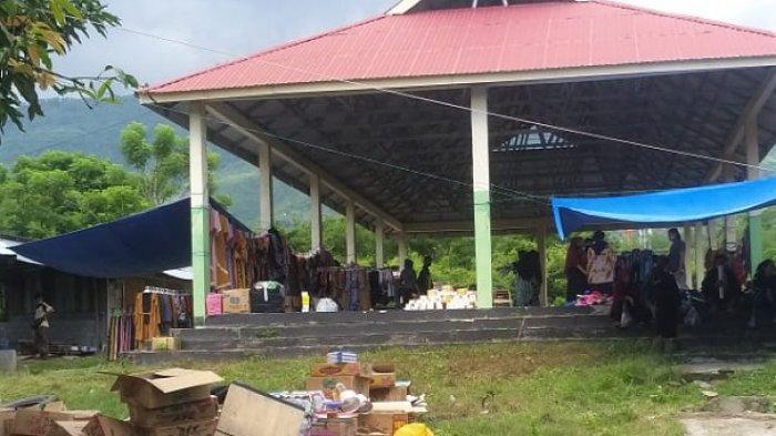 Sempat Tutup karena Pandemi Covid-19, Pasar Avo Silae Kembali Buka dengan Bangunan Lebih Besar