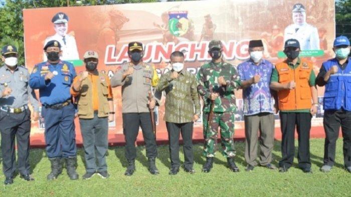 Kota Palu Kini Punya Satgas Reaksi Cepat, Ini Tugas dari Wali Kota Hadianto Rasyid
