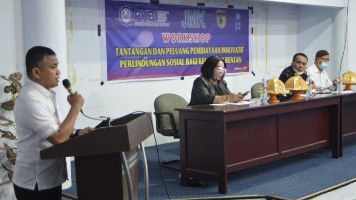 Wali Kota Palu Buka Workshop Perkumpulan Keluarga Berencana Indonesia Sulteng