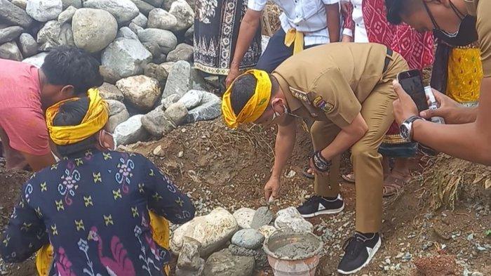 Pembangunan Galeria Pura di Palu Dimulai, Wali Kota Hadianto Harap jadi Ikon Baru