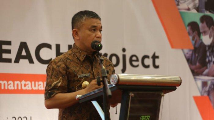 Wali Kota Hadianto dan Istri Diah Puspita Hadiri Penutupan iREACH Project