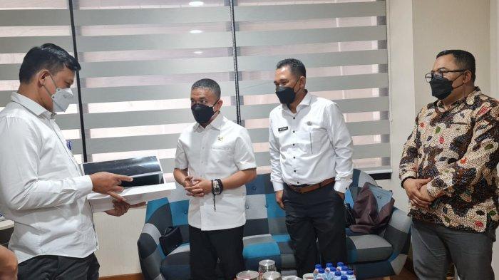 Wali Kota Palu Bertemu Kementerian Ketenagakerjaan, Bahas Pembangunan BLK Bertaraf Internasional