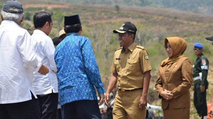 Usai Bertemu Jokowi, Wali Kota Palu Berharap BPN Sulteng Libatkan Pemkot soal Lahan Huntap