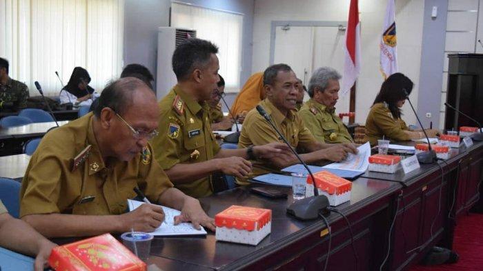 Hadir di Rapat Bersama Kemenkopolhukam, Walikota Palu Soroti Perbedaan Data BNPB dan SK Gubernur