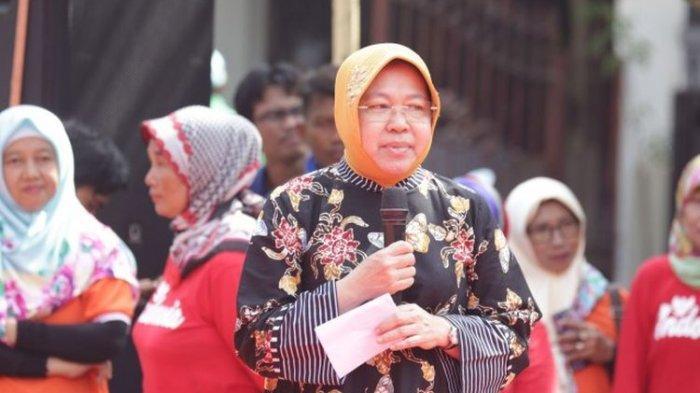 Seputar Pamitnya Wali Kota Surabaya Tri Rismaharini kepada Warga Surabaya