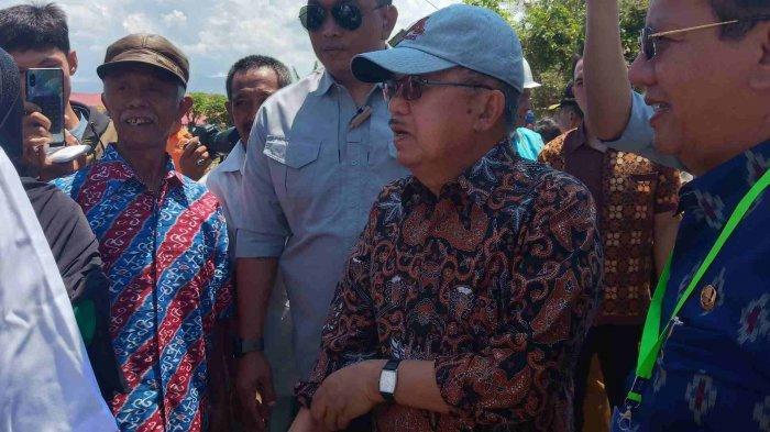 Jusuf Kalla Sampaikan 3 Poin Penting dalam Rehab Pembangunan Pasca Bencana Sulteng