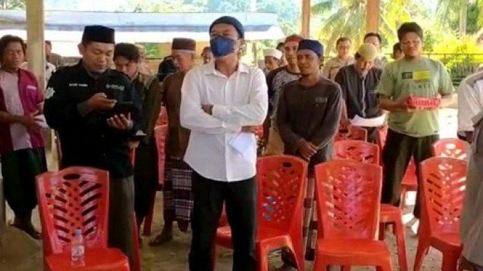 Mantan Napiter di Poso Deklarasi Lawan Paham Radikalisme dan Terorisme