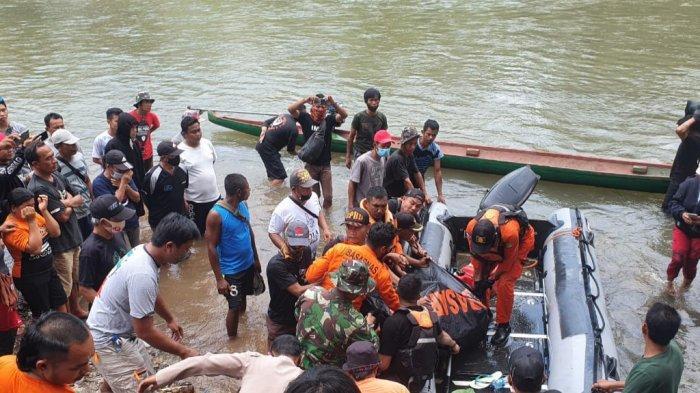 Terbawa Arus Sungai saat Mencari Ikan, Warga Morowali Utara Ditemukan Dalam Keadaan Tidak Bernyawa