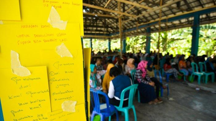 Permintaan Warga Desa Rogo, Sigi Pasca Bencana: dari Bangkitnya Ekonomi hingga Kebutuhan Hidup