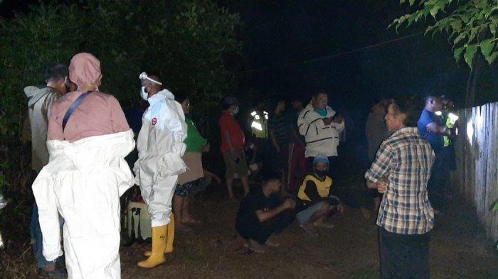 Mayat Ditemukan Membusuk di Batui Banggai, Keluarga Tolak Otopsi