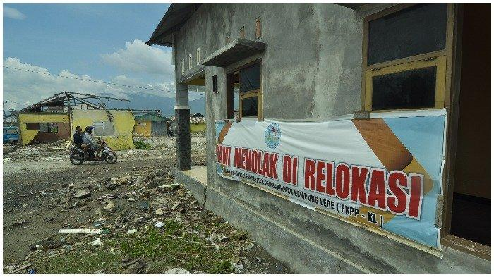 Korban Tsunami di Kelurahan Lere Kota Palu Tolak Lokasi Hunian Tetap yang Jauh dari Laut