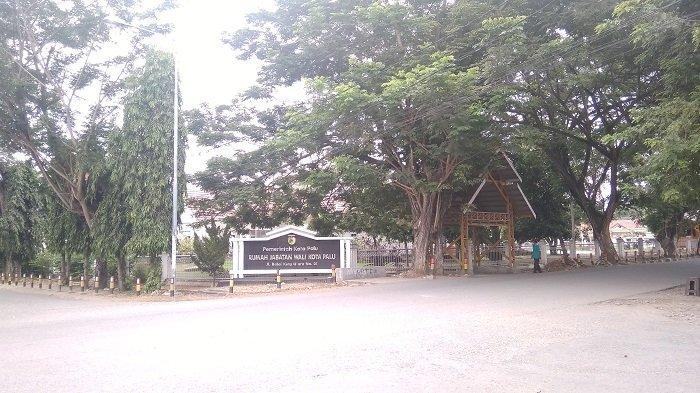 Lima Hari Pascapelantikan Kepala Daerah di Sulteng, Rujab Wali Kota Palu Belum Ditempati