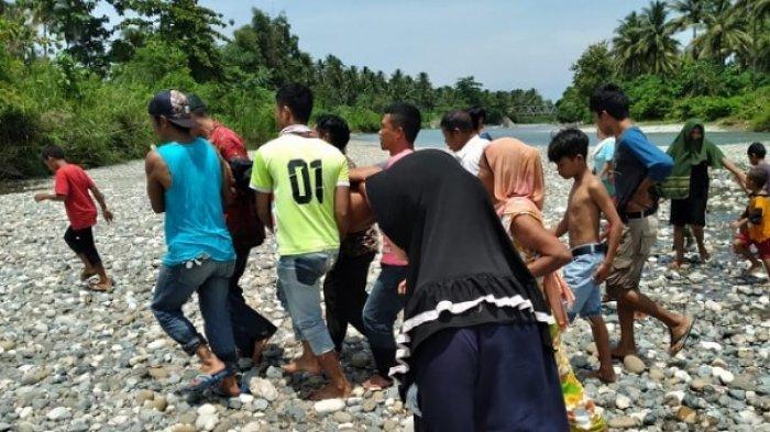 Mayat Pria Ditemukan di Tepi Sungai Batui, dari Mulut Korban Tercium Aroma Cap Tikus