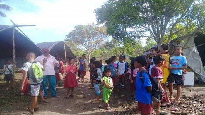 Warga di Seram Barat Bangun Rumah di Pegunungan Lantaran Khawatir Adanya Tsunami