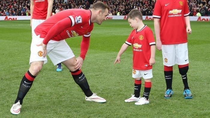 Heboh Rooney Kembali ke Manchester United, Langsung Cetak 4 Gol ke Gawang Liverpool