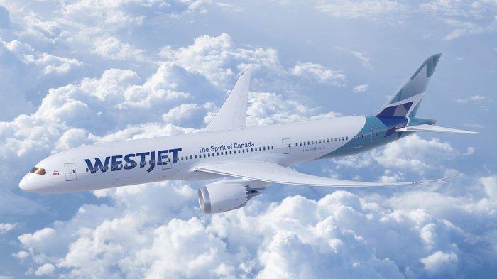 Ada Penumpang 'Nge-Prank' Terkena Virus Corona, Pesawat WestJet Terpaksa Putar Balik 1.600 Kilometer