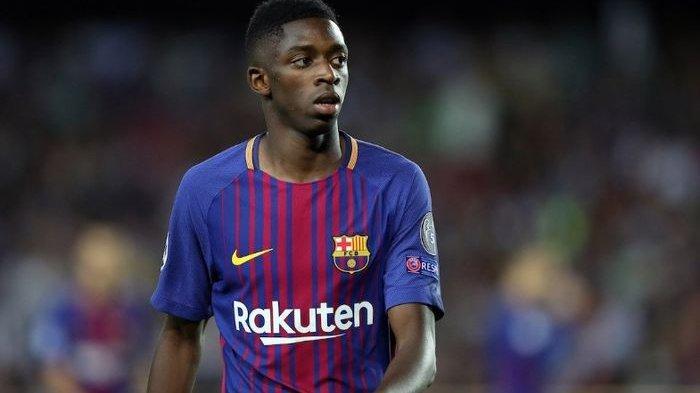 Rumor Transfer Liga Inggris: Manchester United Batal Beli Dembele, Tertarik Rekrut The Next Pogba
